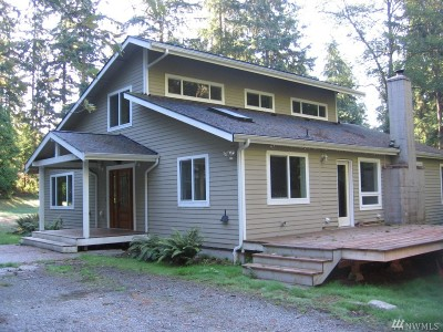 Langley Single Family Home Sold: 5260 Lakeside Dr