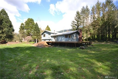 Single Family Home Sold: 11211 Issaquah-Hobart Rd SE