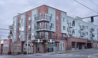 Condo/Townhouse Sold: 424 N 85 St #317