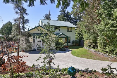Langley Single Family Home Sold: 5452 Vistaire Place