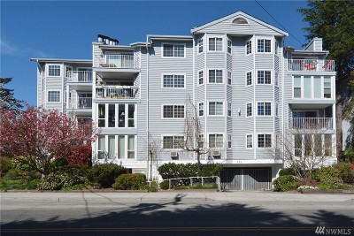 Condo/Townhouse Sold: 722 N 85th St #34