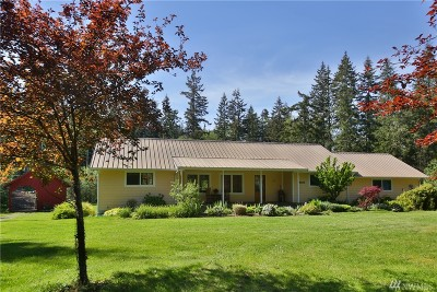 Greenbank Single Family Home Sold: 4014 Junco Rd