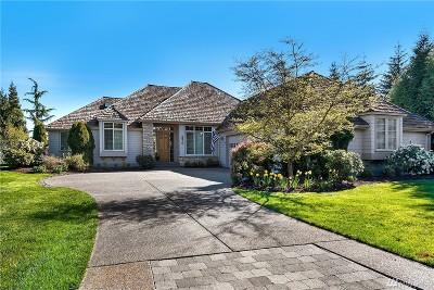 Blaine Single Family Home Sold: 8846 Goldeneye Lane
