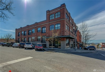 Condo/Townhouse Sold: 1224 Harris Ave #308