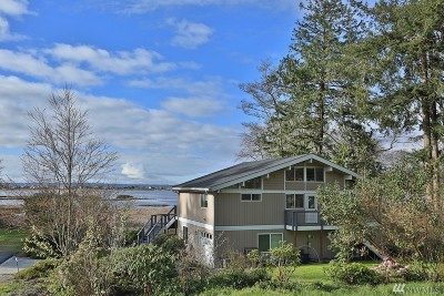 Langley Single Family Home Sold: 5858 Deer Lagoon Rd