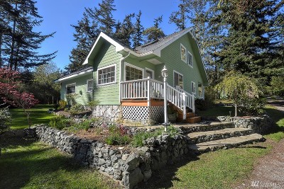 Coupeville Single Family Home Sold: 2384 Libbey Rd