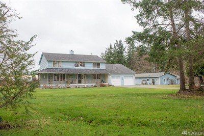 Oak Harbor Single Family Home Sold: 460 Silver Lake Rd