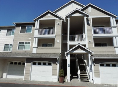 Condo/Townhouse Sold: 14714 Admiralty Wy #A-318