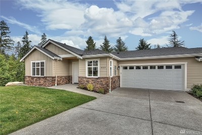 Gig Harbor Condo/Townhouse Contingent: 6519 Hunt Highlands Loop