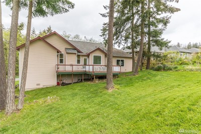 Freeland Single Family Home Sold: 4837 Reindeer Rd