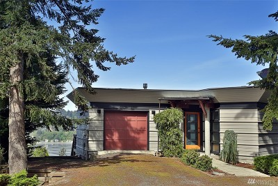 Clinton Single Family Home Sold: 8318 Lookout Lane