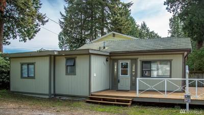 Birch Bay Single Family Home Sold: 4803 Evergreen Lane