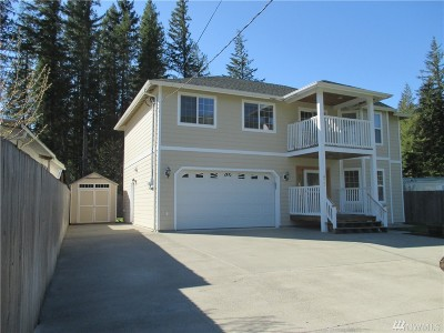 Maple Falls Single Family Home Sold: 6245 Shamrock Rd