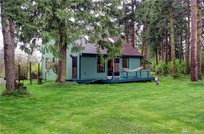 Anacortes Single Family Home Sold: 15199 N Dewey Beach