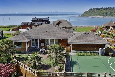 Clinton Single Family Home Sold: 8253 Bayshore Dr