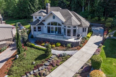 Blaine Single Family Home Sold: 5617 Whitehorn Wy