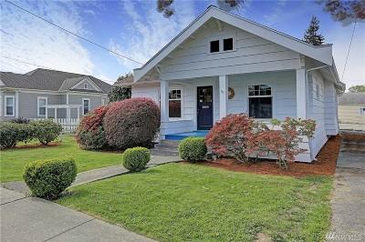 Burlington Single Family Home Sold: 217 Anacortes St