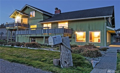 Lopez Island WA Single Family Home For Sale: $745,000