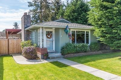 Burlington Single Family Home Sold: 628 Orange Ave