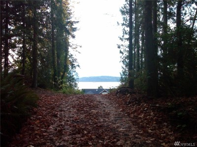 Residential Lots & Land For Sale: 34600 Hood Canal Dr NE