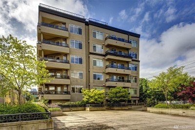 Condo/Townhouse Sold: 1000 Aurora Ave N #211