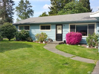 Ferndale Single Family Home Sold: 5803 Legoe Ave