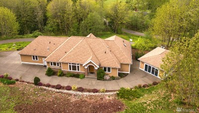 Bellingham Single Family Home Sold: 2919 Raven Crest