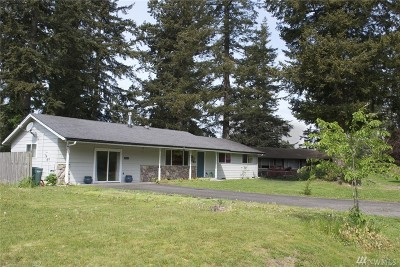 Ferndale Single Family Home Sold: 5623 Elm Ct