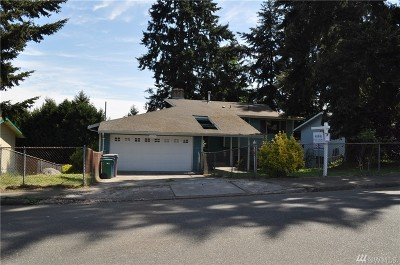 Single Family Home Sold: 33410 29th Place SW