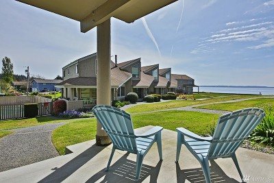 Freeland Condo/Townhouse Sold: 816 Old Beach Rd #101