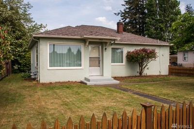 Lynden Single Family Home Sold: 1402 Main St