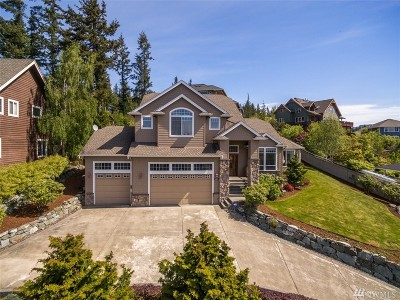 Bellingham Single Family Home Sold: 4509 Parkhurst Dr