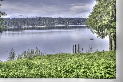Shelton WA Residential Lots & Land Sold: $154,000