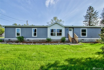 Sedro Woolley Single Family Home Sold: 23770 Hathaway Rd