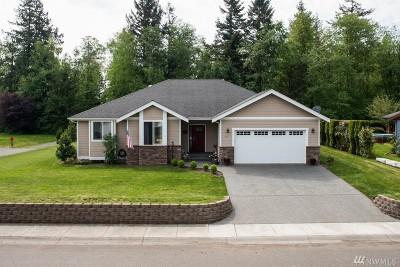Everson Single Family Home Sold: 803 Oakdale Dr