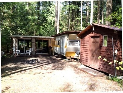 Maple Falls Single Family Home Sold: 83 Goldrush Rd