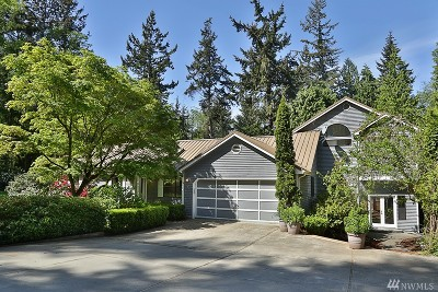 Langley Single Family Home Sold: 5050 View Rd