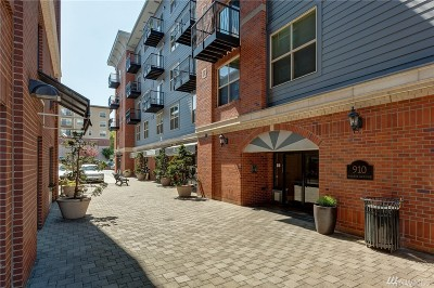 Condo/Townhouse Sold: 910 Harris Ave #201