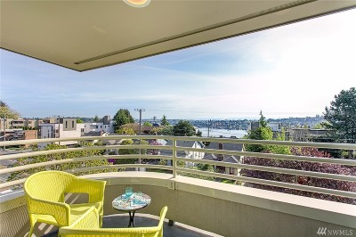Condo/Townhouse Sold: 2145 Dexter Ave N #402