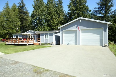 Ferndale Single Family Home Sold: 4605 Orcas Wy