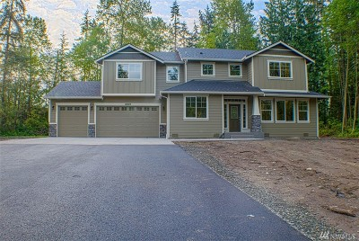 Single Family Home Sold: 18007 25th Ave NE #Lot 3