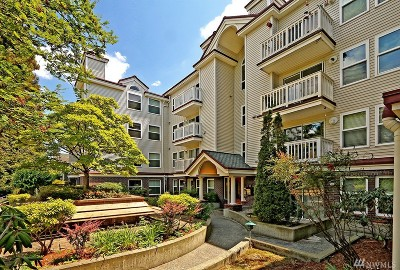 Condo/Townhouse Sold: 411 N 90th St #202