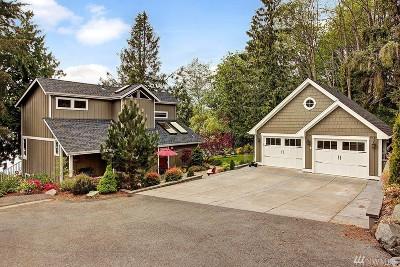 Mount Vernon Single Family Home Sold: 17902 Cove Lane