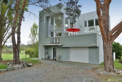 Clinton Single Family Home Sold: 2527 Sunlight Beach Rd
