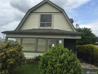 Burlington Single Family Home Sold: 217 E Victoria Ave