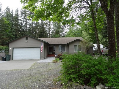 Maple Falls Single Family Home Sold: 2761 Green Valley Dr