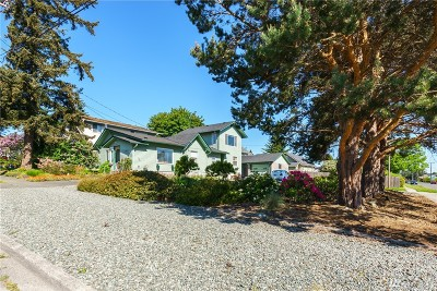 Anacortes Single Family Home Sold: 1304 20th St