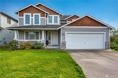Blaine Single Family Home Sold: 4775 Abalone Wy