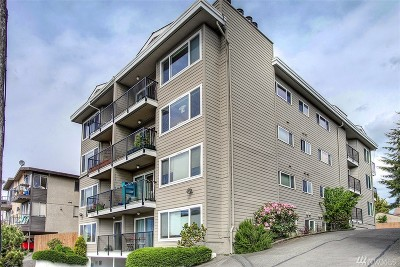 Condo/Townhouse Sold: 8534 Phinney Ave N #102