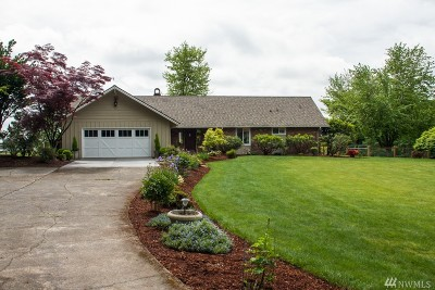 Lynden Single Family Home Sold: 1019 H Street Rd